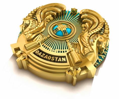 Герб РК СТ РК 989-2014